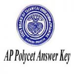 AP Polycet Answer Key 2017 | AP Polycet 2017 Key – polycetap.nic.in