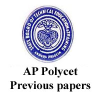 AP POLYCET Previous Papers