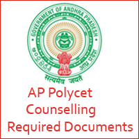 ap polycet counselling required documents